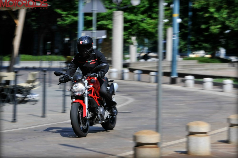 Ducati Monster 795 6 Ducati's Monster 795 for Asia unveiled: Images, specs and details