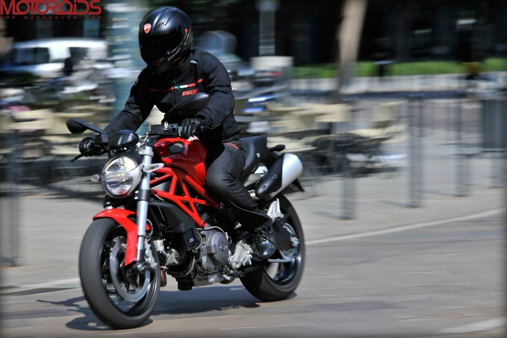 Ducati Monster 795 7 Ducati's Monster 795 for Asia unveiled: Images, specs and details
