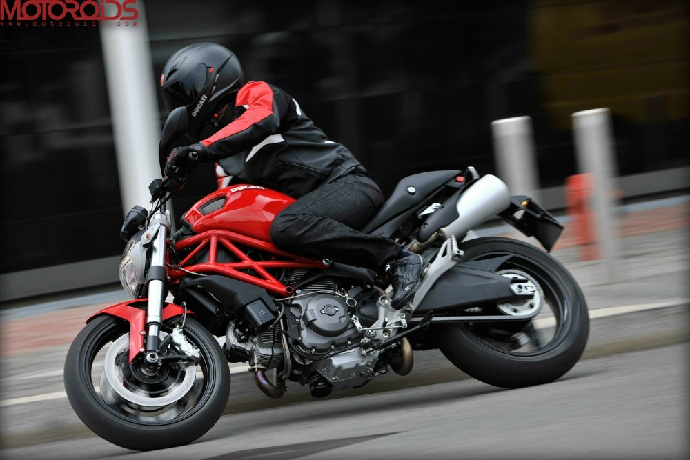 Ducati Monster 795 8 Ducati's Monster 795 for Asia unveiled: Images, specs and details