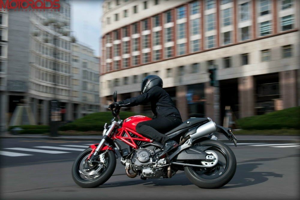 Ducati Monster 795 9 Ducati's Monster 795 for Asia unveiled: Images, specs and details