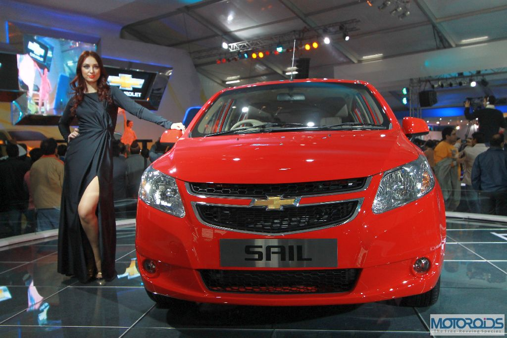 Chevrolet Sail (4)