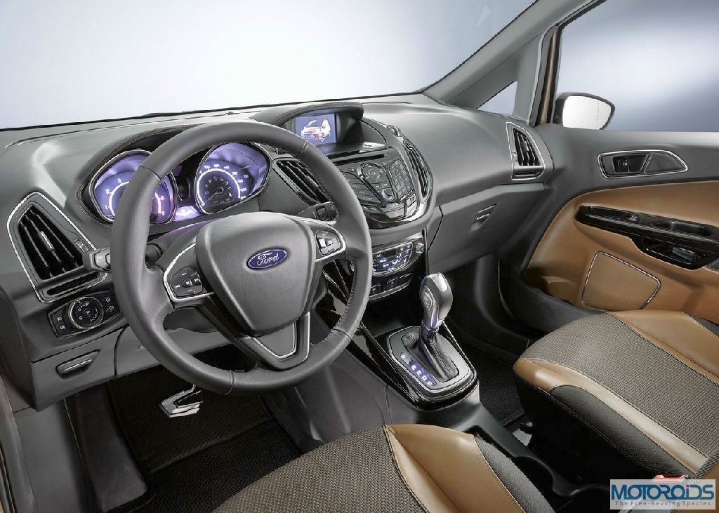 Ford-B-Max-Concept motoroids-pramotion-728 Ford-B-Max-Concept-dashboard