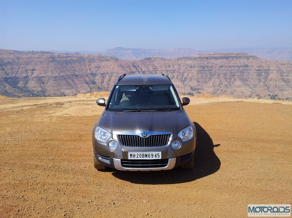 Skoda Yeti 4x4 113 Skoda Yeti 2.0 TDI 4x4 Review: An evolved species