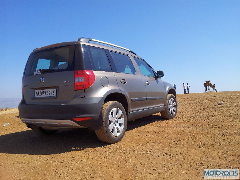 Skoda Yeti 4x4 117 Skoda Yeti 2.0 TDI 4x4 Review: An evolved species