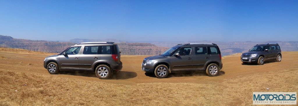 Skoda Yeti 4x4 12 Skoda Yeti 2.0 TDI 4x4 Review: An evolved species