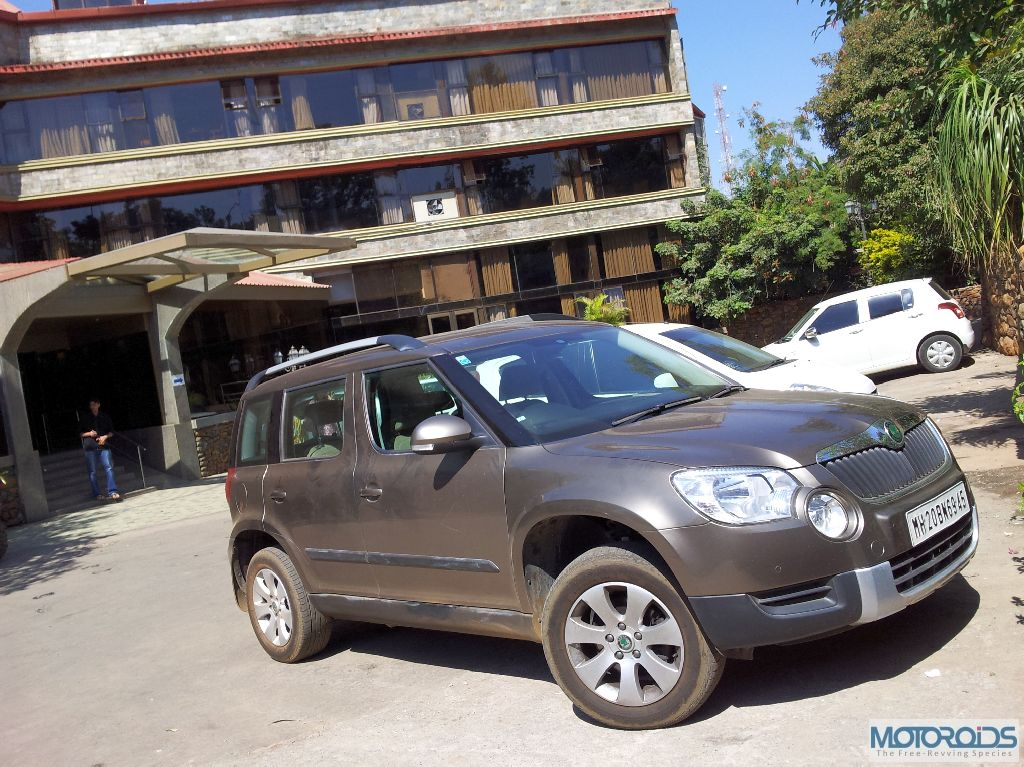 Skoda Yeti 4x4 17 Skoda Yeti 2.0 TDI 4x4 Review: An evolved species