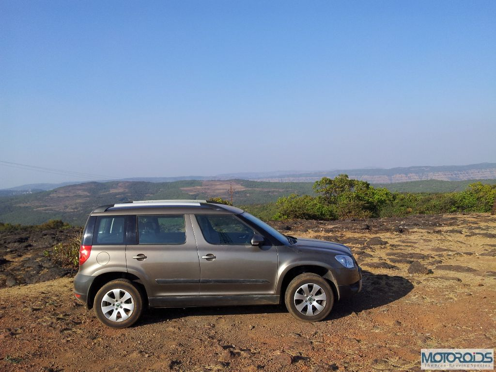 Skoda Yeti 4x4 28 Skoda Yeti 2.0 TDI 4x4 Review: An evolved species