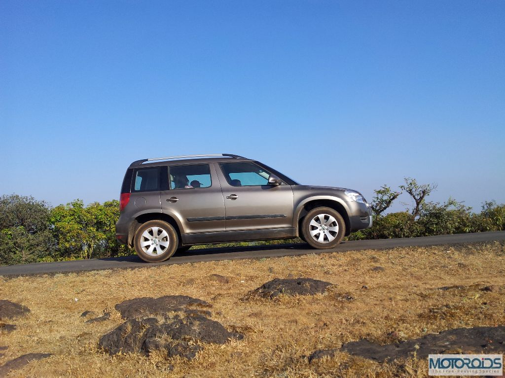Skoda Yeti 4x4 36 Skoda Yeti 2.0 TDI 4x4 Review: An evolved species