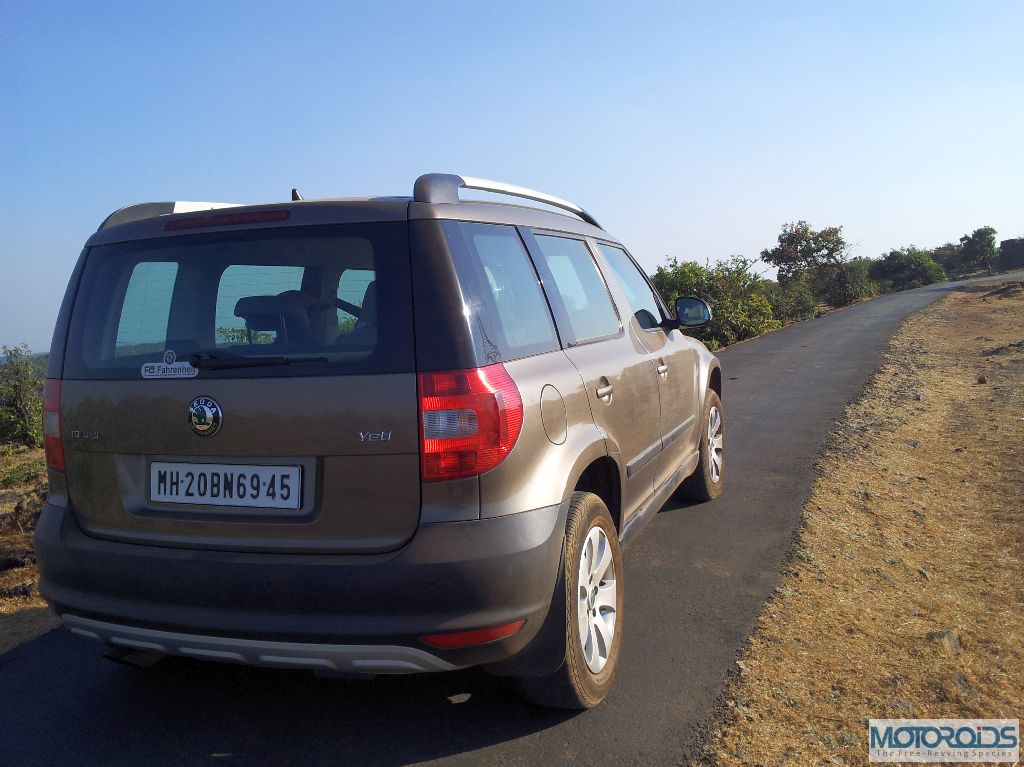 Skoda Yeti 4x4 40 Skoda Yeti 2.0 TDI 4x4 Review: An evolved species