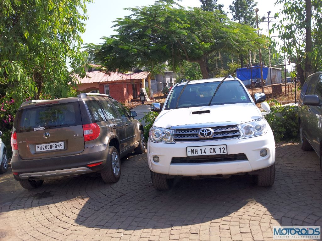 Skoda Yeti 4x4 43 Skoda Yeti 2.0 TDI 4x4 Review: An evolved species