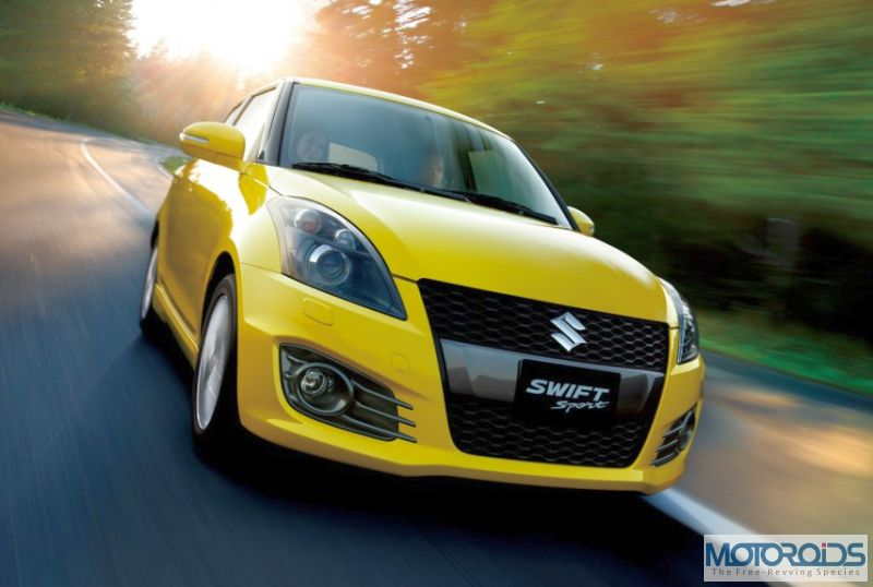 Suzuki Swift Sport Australia 3 Suzuki introduces new 136PS Swift Sport 1.6 in Australia