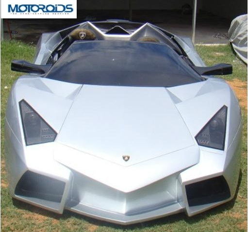 reventon1 Rs.22,00,000 is all you need to own this Lamborghini Reventon