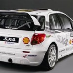 Suzuki SX4 Hatchback to be displayed at the Auto Expo