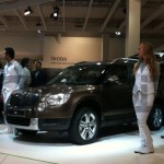 Skoda unveils the Yeti SUV for India with a 2.0 TDI diesel engine