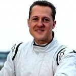 Schumi prefers odd number on his car!