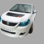 Maruti-Suzuki launches EECO MPV,  also unveiled its RIII concept, Kizashi, SX4 Hybrid & EECO Electric at Auto Expo 2010