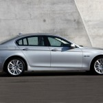 BMW 5 series will hit the streets on 30th April