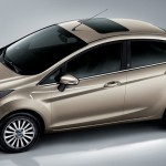 All new Ford Fiesta to be launched in India by 2010-11