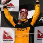 Oz GP: Robert Revelation at Albert Park
