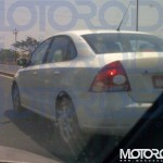 World Exclusive Scoop! Volkswagen Polo Sedan caught testing in India
