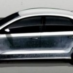VW Polo Sedan/Vento sketches revealed