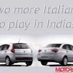 Artist Impressions: 2012 FIAT Palio and Siena