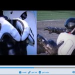 VDO: Dainese airbag suit for the road!