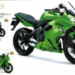 2011 Kawasaki ER-4f, ER-4n and Ninja 250R special edition revealed