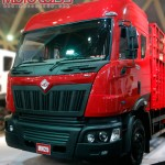 Mahindra enters the heavy commercial vehicle market with the launch of Navistar trucks