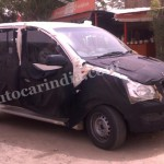 Five seater Mahindra Xylo Spied!