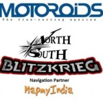 Update1 : Motoroids North South Blitzkrieg: June 2010