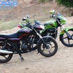 Bajaj Discover 150 DTS-i v/s Hero Honda Passion Pro: Comparative Road Test Review
