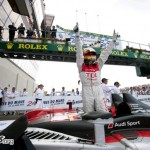 Peugeots fail. Audi R15 wins the Le Mans 24 Hour race 2010