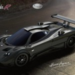 Pagani Zonda R creates a new lap record around Nurburgring