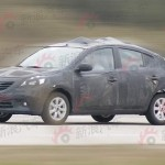 Scoop! 2011 Nissan Tiida: V platform based Micra sedan for India?