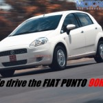 FIAT Punto 90hp review / road test