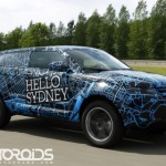 Land Rover Evoque prototypes say Hello to the world; no 'Namaste New Delhi' yet