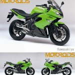 Exclusive pictures, details and price: Kawasaki Ninja 400R / er-4f