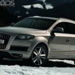 Audi India launches the upgraded Q7