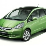 Official Images: 2011 Honda Jazz Hybrid