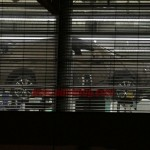 Audi Q3 spied from factory window. To compete with BMW X1 / LR Evoque