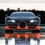 Bugatti Veyron Super Sport's top speed to be restricted to 413 km/h