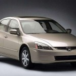 Honda to replace MY2003 Accord and CR-V passenger airbag inflators