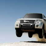 Mitsubishi to launch new Montero in a month
