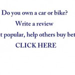 Write a car / bike review on Motoroids