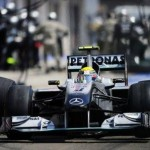 Hungarian GP: Mercedes GP Fined $50,000 For Pit Lane Error