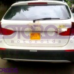 India Exclusive Scoop! 2011 BMW X1 caught on test; December 2010 launch
