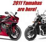 2011 Yamaha YZF-R1 and V-max unveiled; Indian line-up updates in April 2011