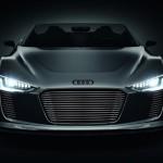 Audi e- tron Spyder Concept Unveiled!