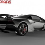 2011 Lamborghini Sesto Elemento Concept: Official Images and Details